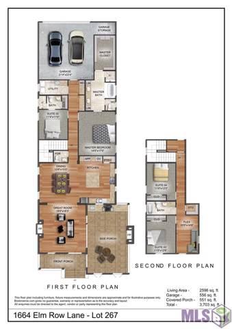 1664 Elm Row, Baton Rouge, LA 70810 (#2020000505) :: Patton Brantley Realty Group