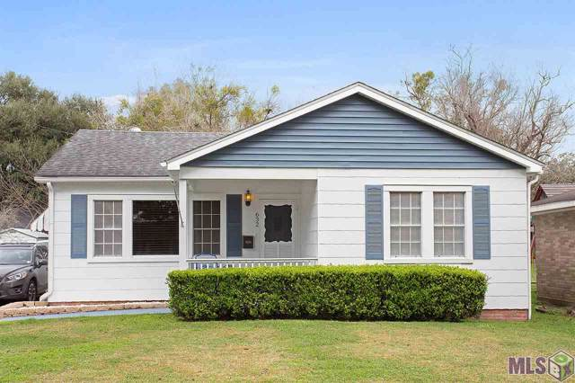 632 Maryland Ave, Port Allen, LA 70767 (#2020000770) :: Darren James & Associates powered by eXp Realty