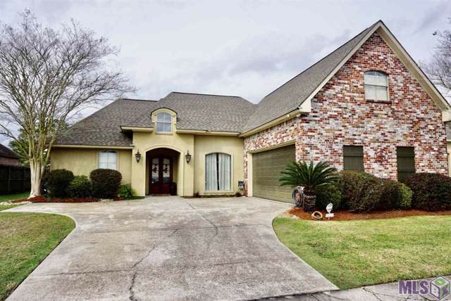 16845 Highland Club Ave, Baton Rouge, LA 70817 (#2020000996) :: Patton Brantley Realty Group