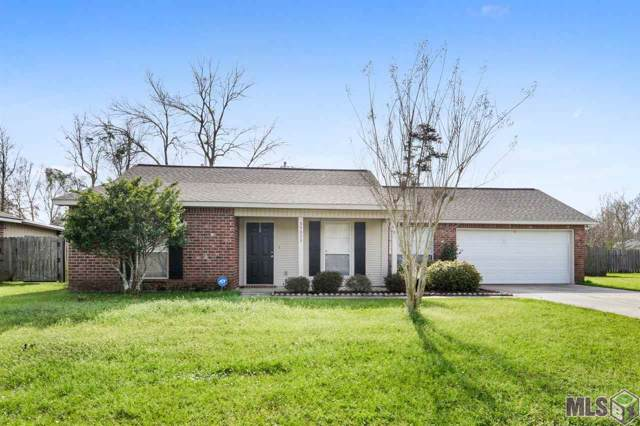 35053 Pascal Dr, Denham Springs, LA 70706 (#2020001000) :: The W Group with Berkshire Hathaway HomeServices United Properties