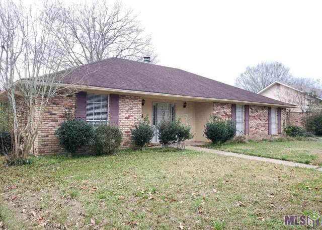 15422 Firewood Dr, Baton Rouge, LA 70816 (#2020001021) :: David Landry Real Estate