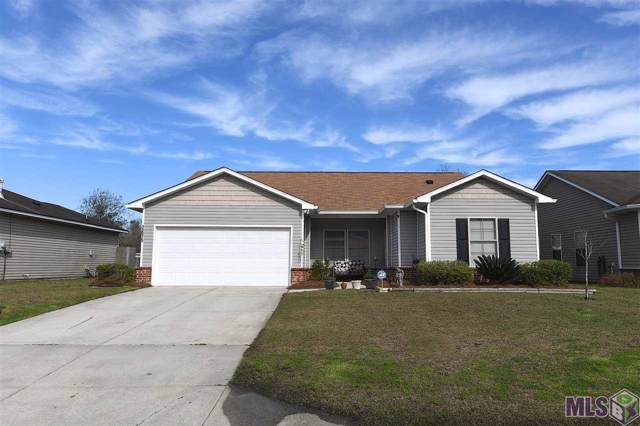 13075 Calcasieu Dr, Denham Springs, LA 70726 (#2020001023) :: Smart Move Real Estate