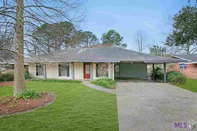 3244 Crestwood St, Baton Rouge, LA 70816 (#2020001027) :: Smart Move Real Estate