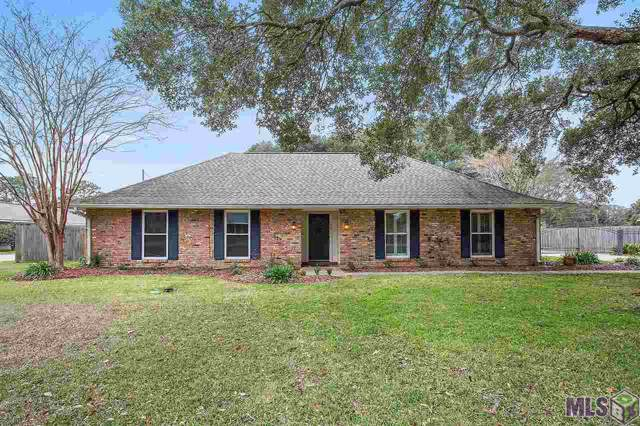 5671 Fennwood Dr, Zachary, LA 70791 (#2020001039) :: Darren James & Associates powered by eXp Realty