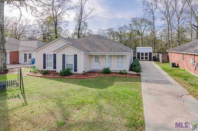 13011 She Lee Place Rd, Gonzales, LA 70737 (#2020001084) :: The W Group with Berkshire Hathaway HomeServices United Properties