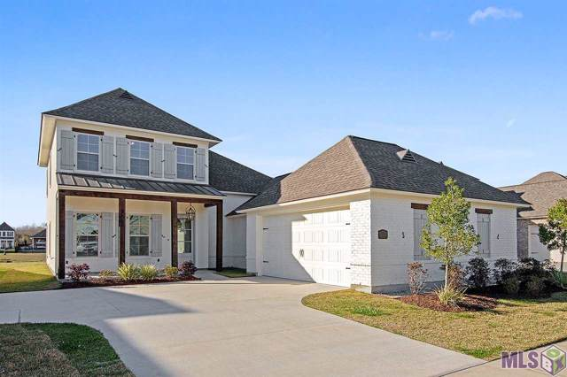 3763 Kingsbarns Dr, Zachary, LA 70791 (#2020001231) :: The W Group with Berkshire Hathaway HomeServices United Properties