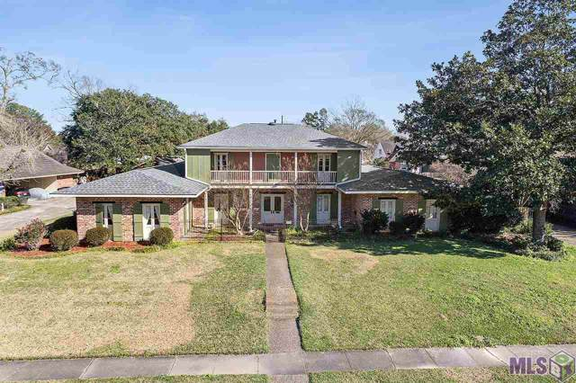 1829 Chopin Dr, Baton Rouge, LA 70806 (#2020001233) :: The W Group with Berkshire Hathaway HomeServices United Properties