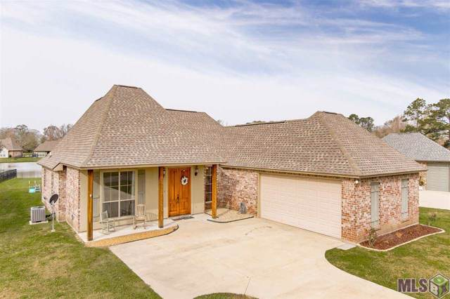 167 Lakeshore Dr, Oscar, LA 70762 (#2020001245) :: Patton Brantley Realty Group