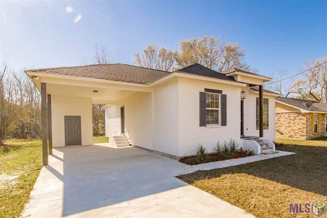 5526 Country Lane, Baker, LA 70714 (#2020001275) :: The W Group with Berkshire Hathaway HomeServices United Properties