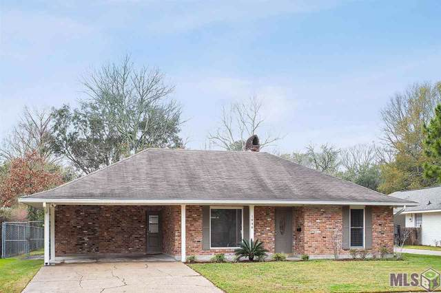 1040 Chevelle Dr, Baton Rouge, LA 70806 (#2020001295) :: The W Group with Berkshire Hathaway HomeServices United Properties