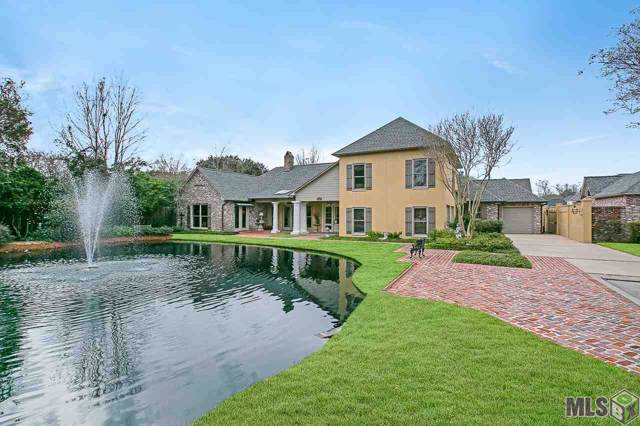 2140 Cove Ct, Baton Rouge, LA 70809 (#2020001314) :: The W Group with Berkshire Hathaway HomeServices United Properties