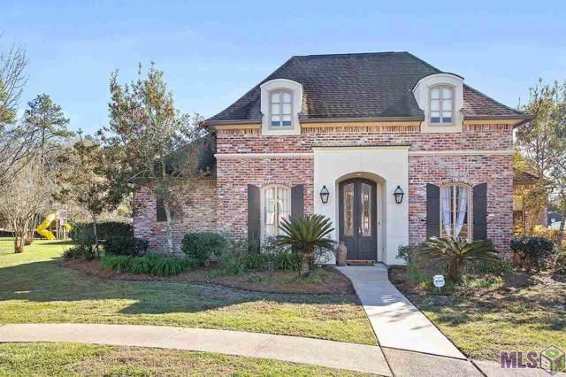 8169 Tranquility Cir, Denham Springs, LA 70706 (#2020001434) :: Smart Move Real Estate