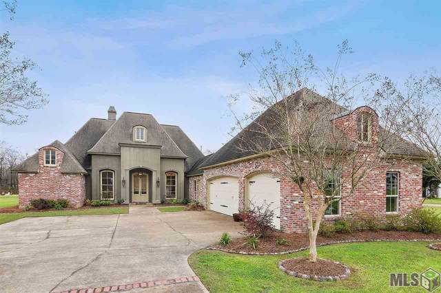 8446 Pin Oak Dr, Zachary, LA 70791 (#2020001451) :: Darren James & Associates powered by eXp Realty