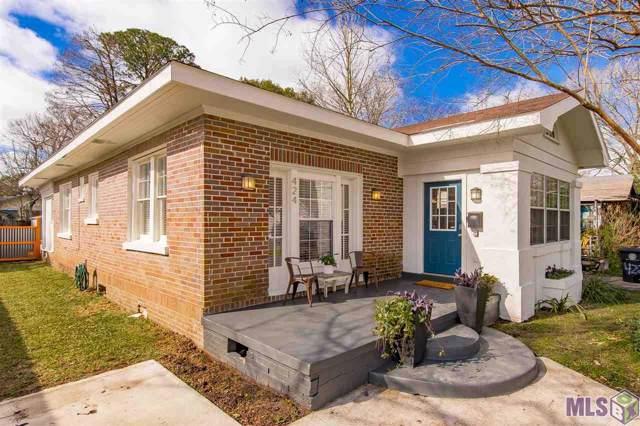 424 St Rose Ave, Baton Rouge, LA 70806 (#2020001459) :: Patton Brantley Realty Group