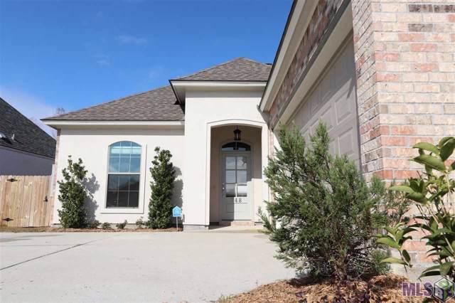748 Portula Ave, Baton Rouge, LA 70820 (#2020001466) :: Smart Move Real Estate