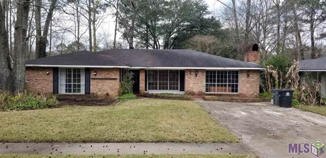 543 Baird Dr, Baton Rouge, LA 70808 (#2020001480) :: Patton Brantley Realty Group