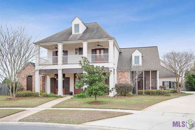 13717 Earls Ct, Baton Rouge, LA 70810 (#2020001495) :: Patton Brantley Realty Group