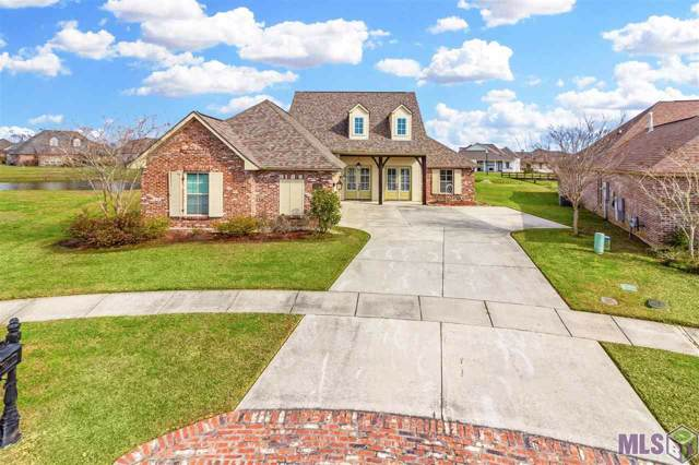 3094 Garden Gate Ave, Zachary, LA 70791 (#2020001558) :: The W Group with Berkshire Hathaway HomeServices United Properties