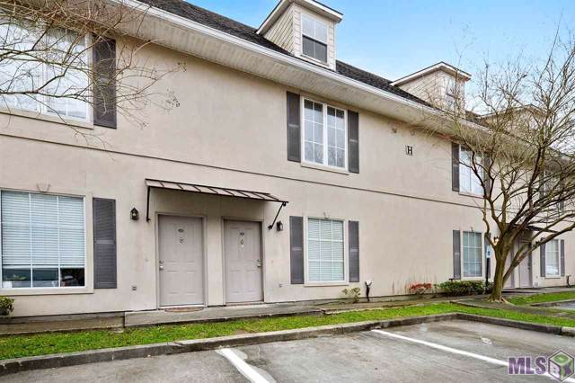 2405 Brightside Dr #59, Baton Rouge, LA 70802 (#2020001672) :: Darren James & Associates powered by eXp Realty