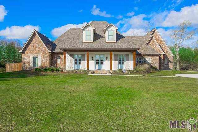 24105 Canyon Rd, Denham Springs, LA 70726 (#2020001682) :: Patton Brantley Realty Group