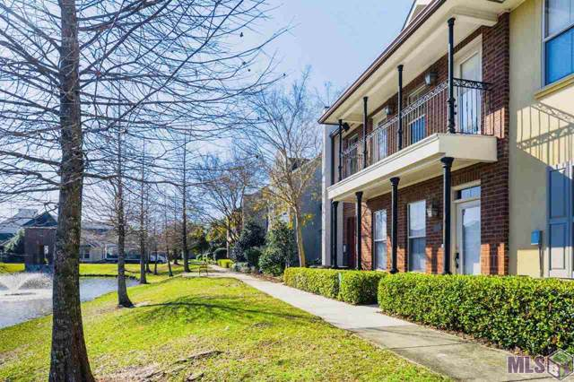 11110 Boardwalk Dr #15, Baton Rouge, LA 70816 (#2020001710) :: Smart Move Real Estate