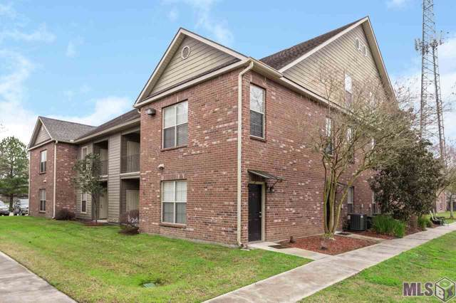 7300 Burbank Dr #45, Baton Rouge, LA 70820 (#2020001728) :: Smart Move Real Estate