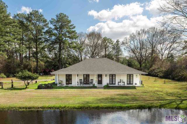 14825 A J Leblance Rd, Central, LA 70739 (#2020001845) :: The W Group with Berkshire Hathaway HomeServices United Properties