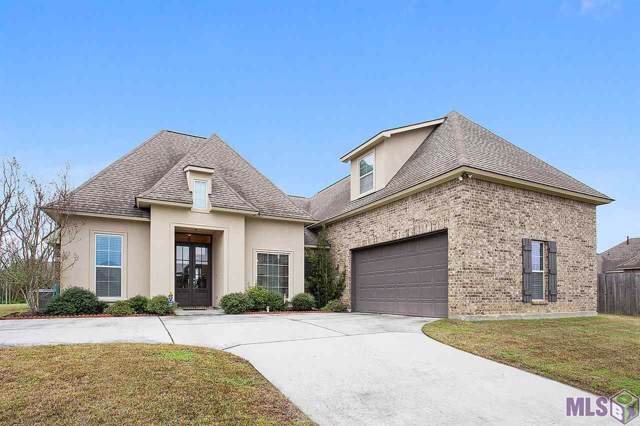 7119 Lakecrest Dr, Zachary, LA 70791 (#2020001854) :: The W Group with Berkshire Hathaway HomeServices United Properties