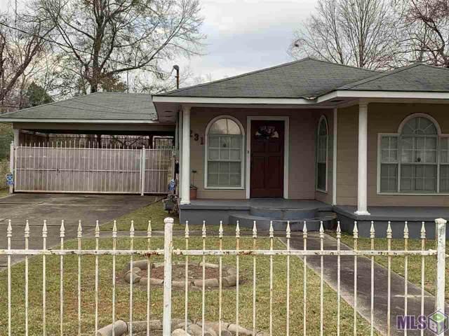 1231 Progress Rd, Baton Rouge, LA 70807 (#2020001869) :: Patton Brantley Realty Group