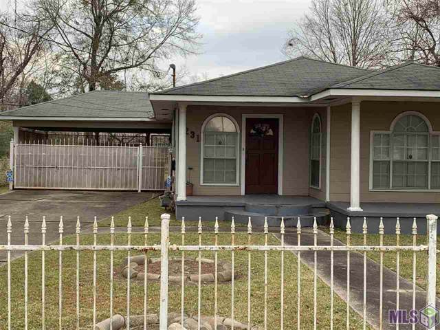 1231 Progress Rd, Baton Rouge, LA 70807 (#2020001869) :: Darren James & Associates powered by eXp Realty