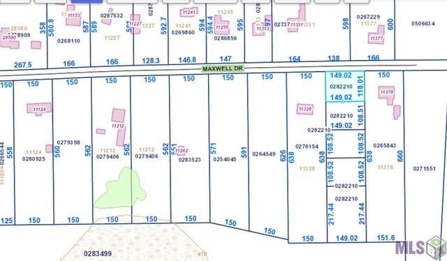 LOTS 3A-3E Maxwell Dr, Walker, LA 70785 (#2020002013) :: Darren James & Associates powered by eXp Realty