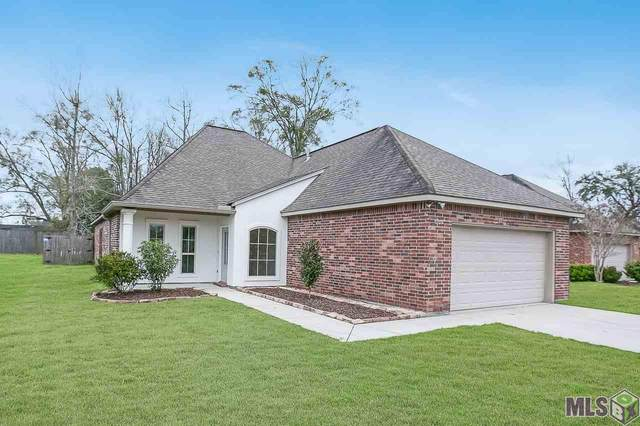 41038 Lakeway Cove Ave, Gonzales, LA 70737 (#2020002072) :: Patton Brantley Realty Group