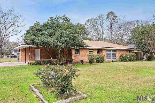 4313 40TH ST, Zachary, LA 70791 (#2020002138) :: Patton Brantley Realty Group