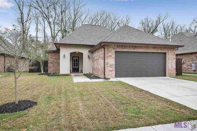 12190 Grand Wood Ave, Gonzales, LA 70737 (#2020002327) :: Patton Brantley Realty Group
