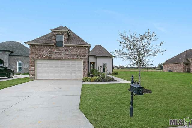 43106 Green Tree Ave, Gonzales, LA 70737 (#2020002342) :: The W Group with Berkshire Hathaway HomeServices United Properties