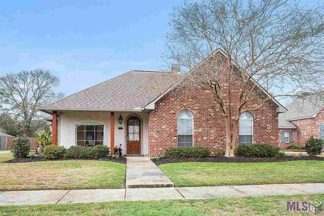 6593 Summerlin Dr, Zachary, LA 70791 (#2020002442) :: Patton Brantley Realty Group