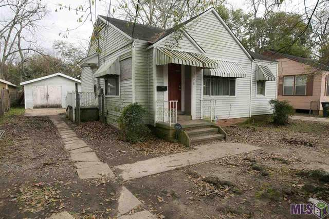 3978 Eleanor Dr, Baton Rouge, LA 70805 (#2020002474) :: Smart Move Real Estate