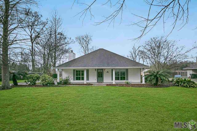 40274 Sycamore Ave, Gonzales, LA 70737 (#2020002475) :: Darren James & Associates powered by eXp Realty