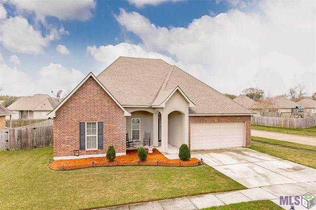 4989 Queens Carriage St, Zachary, LA 70791 (#2020002514) :: Patton Brantley Realty Group