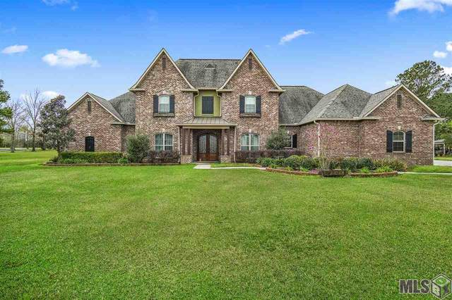 649 Tranquility Dr, Denham Springs, LA 70706 (#2020002560) :: Darren James & Associates powered by eXp Realty