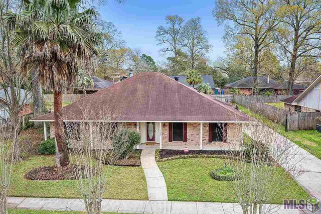 4921 Pine Hill Dr, Baton Rouge, LA 70817 (#2020002728) :: The W Group with Berkshire Hathaway HomeServices United Properties