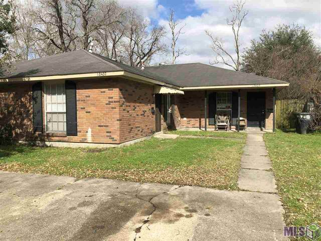 12437- 12439 Cate Ave, Baton Rouge, LA 70815 (#2020002806) :: The W Group with Berkshire Hathaway HomeServices United Properties