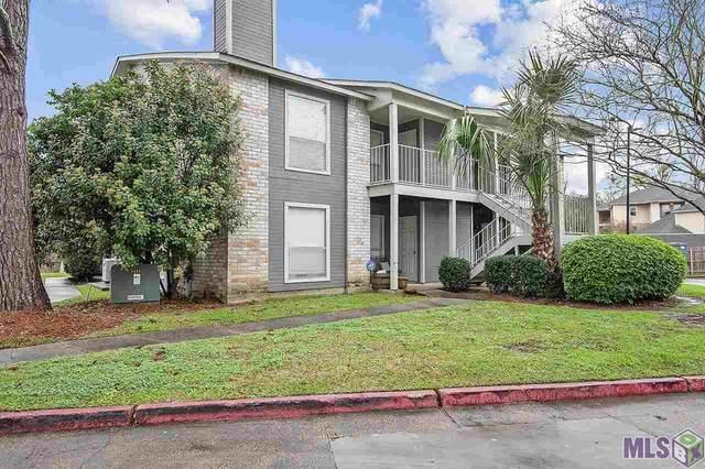 5103 Nicholson Dr A-20, Baton Rouge, LA 70820 (#2020002847) :: Smart Move Real Estate