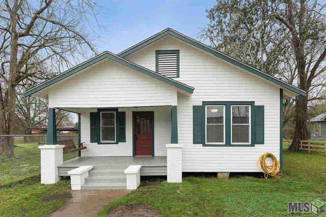 818 W Railroad Ave, Slaughter, LA 70777 (#2020002944) :: Darren James & Associates powered by eXp Realty