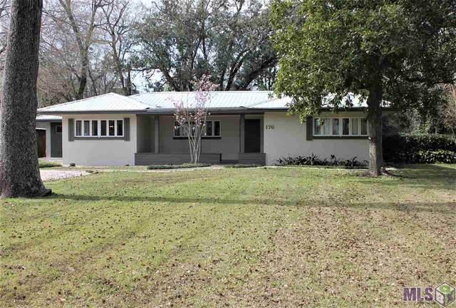 176 S Donmoor Ave, Baton Rouge, LA 70806 (#2020002997) :: Smart Move Real Estate