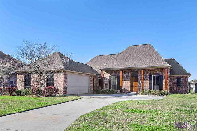 39103 Driftwood Lake Dr, Gonzales, LA 70737 (#2020003068) :: The W Group with Berkshire Hathaway HomeServices United Properties