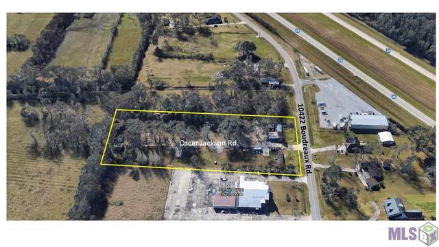 10422 Boudreaux Rd, Gonzales, LA 70737 (#2020003110) :: The W Group with Berkshire Hathaway HomeServices United Properties