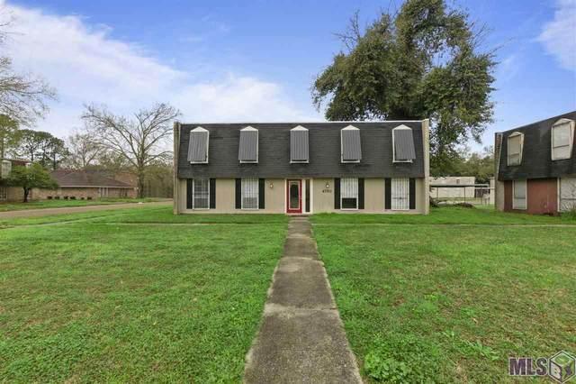 4750 Earl Gros Ave, Baton Rouge, LA 70820 (#2020003122) :: Smart Move Real Estate
