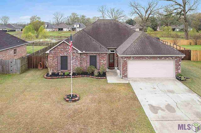 12185 Cypress Park Dr, Geismar, LA 70734 (#2020003124) :: The W Group with Berkshire Hathaway HomeServices United Properties
