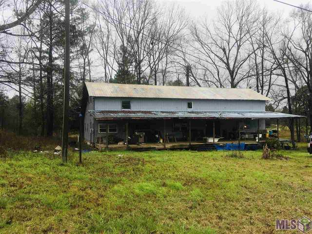 6269 Ms Hwy 61, Woodville, MS 39669 (#2020003366) :: Patton Brantley Realty Group